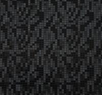 Пленка ПВХ Черная мозайка предназначена для отделки дверей металлических