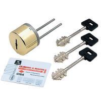 Броненакладка Чиза золото 02716.61.1 предназначена для установки в железные двери