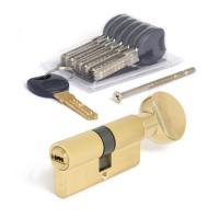 Цилиндр Apecs Premier CD-62-C-G предназначен для установки в железные двери