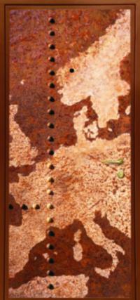 Фотопанель № 111 предназначена для установки в металлические двери