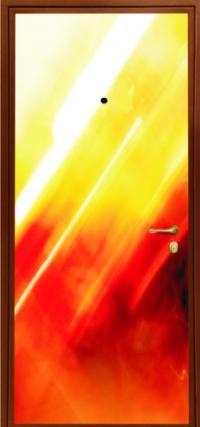 Фотопанель № 137 предназначена для установки в металлические двери