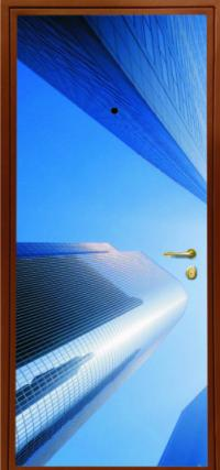 Фотопанель № 621 предназначена для установки в входные металлические двери