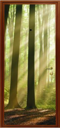 Фотопанель № 907 предназначена для установки в входные металлические двери