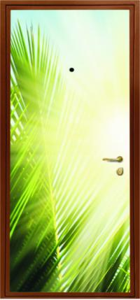 Фотопанель № 925 предназначена для установки в входные металлические двери