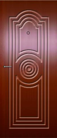03 предназначена для установки в металлические двери