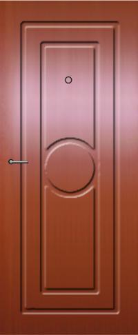 Панель фрезерованная ламинированная 05 предназначена для установки в металлические двери