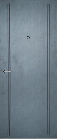 Панель фрезерованная ламинированная 06 предназначена для установки в металлические двери