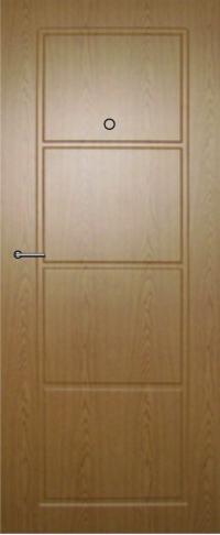 Панель фрезерованная ламинированная 11 предназначена для установки в металлические двери