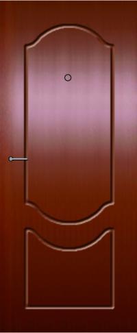 Панель фрезерованная ламинированная 14 предназначена для установки в металлические двери