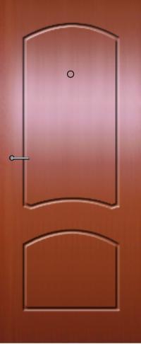 Панель фрезерованная ламинированная 18 предназначена для установки в металлические двери
