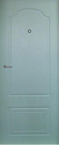 Панель фрезерованная ламинированная 19 предназначена для установки в металлические двери