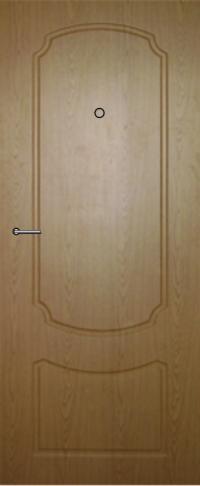 Панель фрезерованная ламинированная 28предназначена для установки в металлические двери