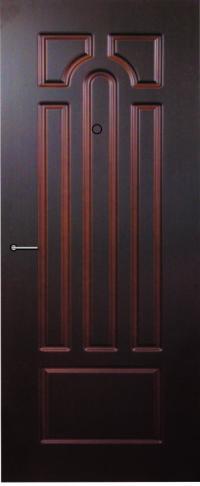 Панель фрезерованная ламинированная 37 предназначена для установки в металлические двери