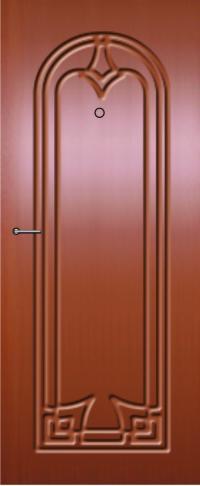Панель фрезерованная ламинированная 43 предназначена для установки в металлические двери