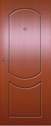 Панель фрезерованная ламинированная 65 предназначена для установки в металлические двери
