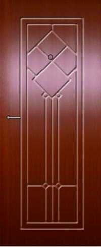 Панель фрезерованная ламинированная 66 предназначена для установки в металлические двери