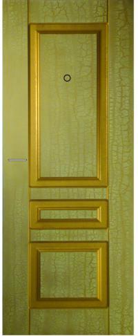 Панель фрезерованная ламинированная 70 предназначена для установки в металлические двери