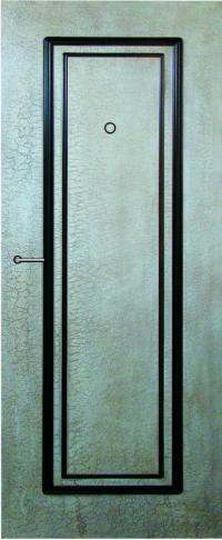 Панель фрезерованная ламинированная Берлони предназначена для установки в металлические двери