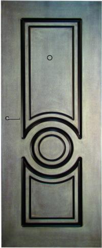 Панель фрезерованная ламинированная Полюс предназначена для установки в металлические двери