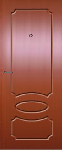 Панель фрезерованная ламинированная Элита предназначена для установки в металлические двери