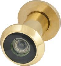 Глазок дверной Армадило DV1 16-35х60 GP предназначен для установки в стальные двери