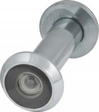 Глазок дверной Армадило DV2 16-55х85 CP предназначен для установки в стальные двери