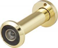 Глазок дверной Фуаро DVZ2 16-200-60x100 GP предназначен для установки в двери металлические