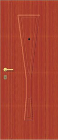 Объемная ламинированная панель 36 предназначена для установки в стальные двери