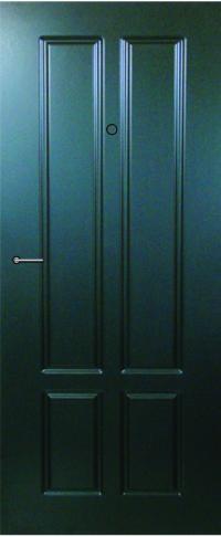 Панель из натурального шпона 50 предназначена для установки в стальные двери