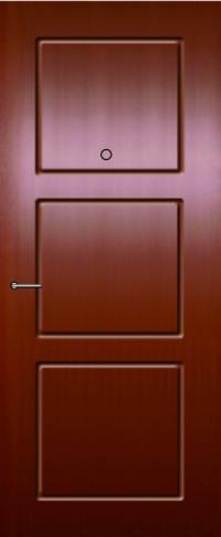 Панель из натурального шпона Верона предназначена для установки в стальные двери