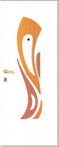 Панель многоцветная ламинированная 07 предназначена для установки в входные металлические двери