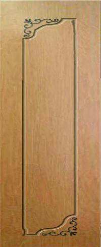 Панель с кованными элементами 03 предназначена для установки в двери металлические