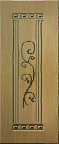 Панель с кованными элементами 04 предназначена для установки в двери металлические