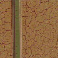 Панель Грунт-красный Краколет-золото предназначена для установки в стальные двери
