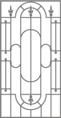 кованые решетки-9