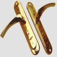 """Ручка Гардиан """"Белла"""" предназначена для установки в стальные двери"""