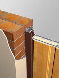 Рекомендуется для проемов с толщиной стен без штукатурки от 120 до 160 мм.