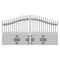 кованые ворота-5