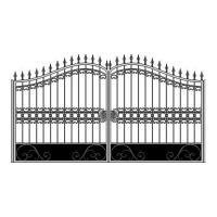 кованые ворота-7
