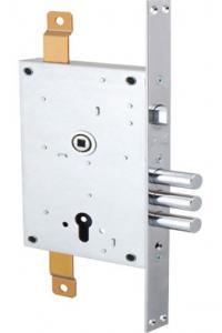 Замок Кале-352 предназначен для установки в входные металлические двери
