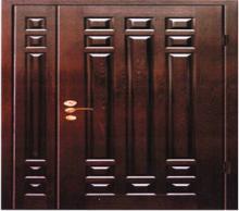 Двери стальные элитные