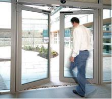 Механические двери
