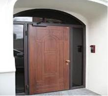 Внешние двери