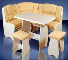 Мебель кухонные уголки