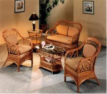 Плетеная мебель - удобно и практично