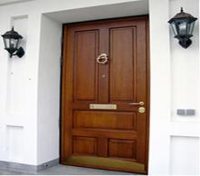 Покрытие дверей