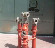 Пожарный гидрант подземный