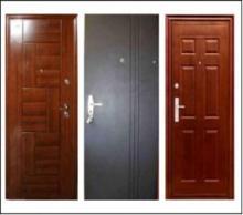 Выбрать входную дверь в квартиру