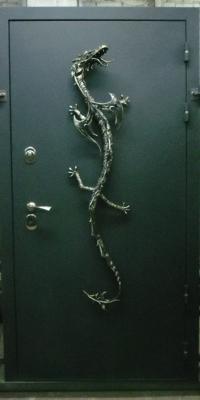 Декоративная ковка Дракон